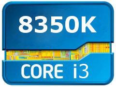 Intelcorei38350k